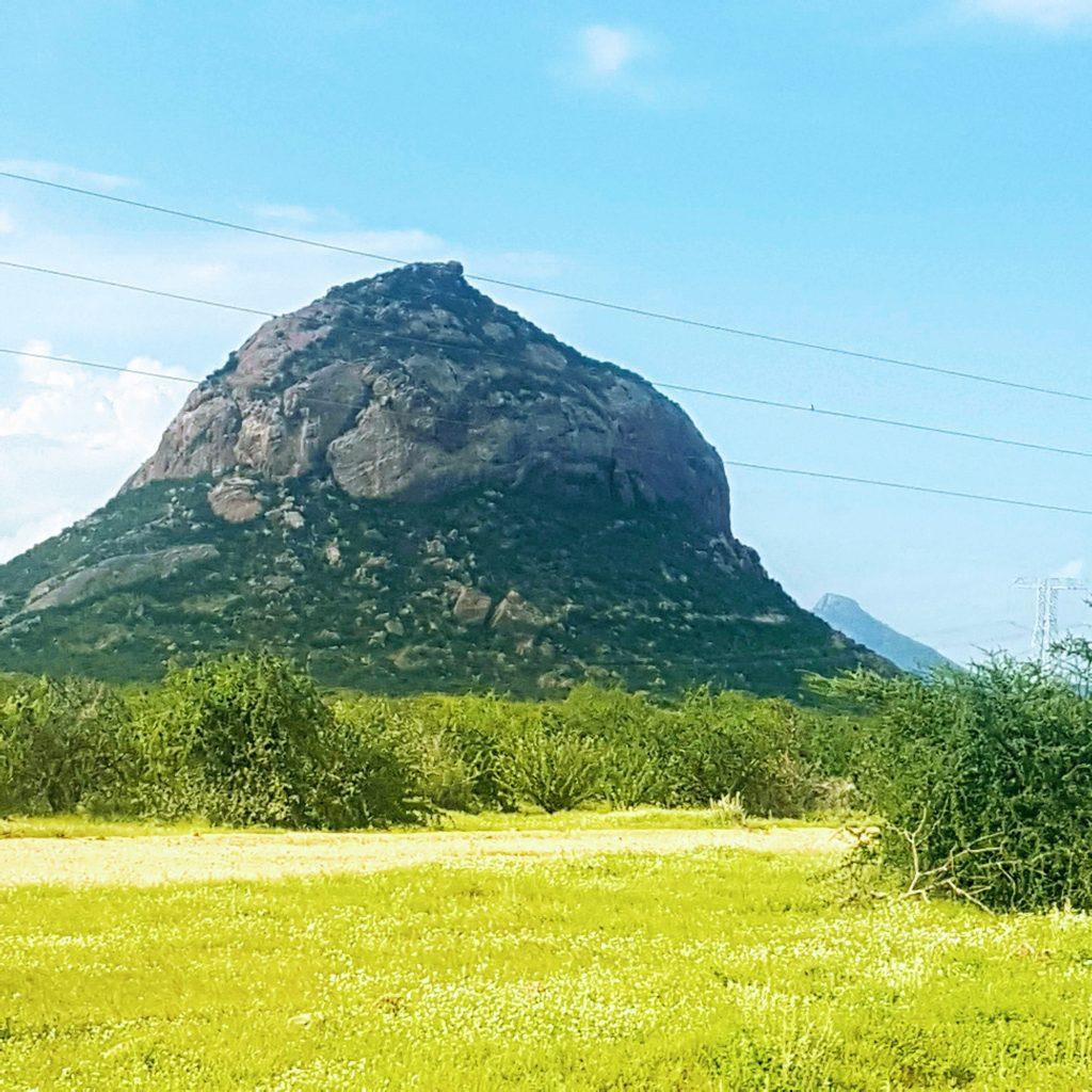 Moille Hill, Marsabit