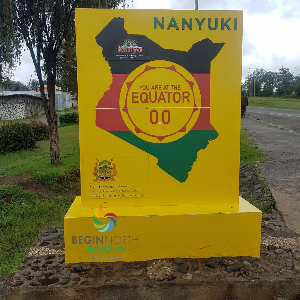 The Equator, Nanyuki - Laikipia